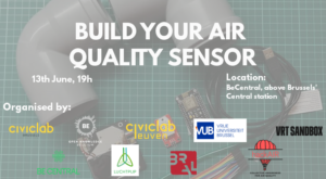 Build Your Air Quality Sensor – 13th June